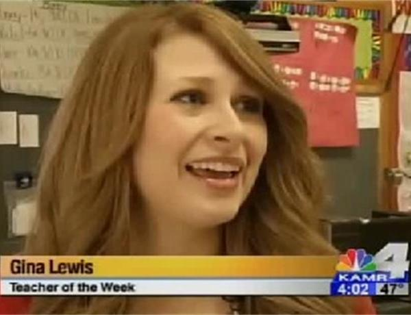 Teacher of the Week_ Ms. Lewis_1693647896364993010