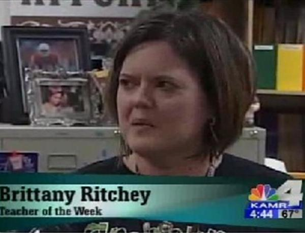 Teacher of the Week_ Ms. Ritchey _-4048434172525919540