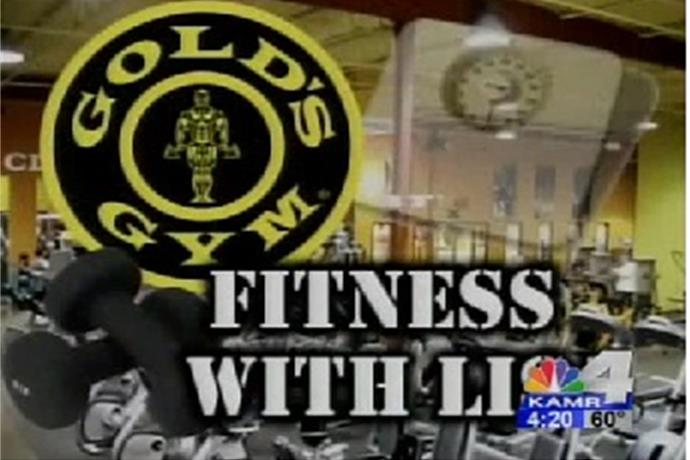 Fitness with Lisa_ Step it Up_-2568514345958092992