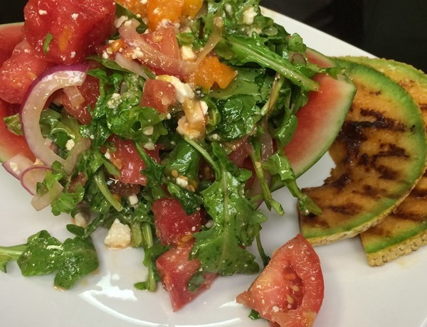Rory's Summertime Grilled Watermelon & Cantaloupe Salad_4493638250681222098