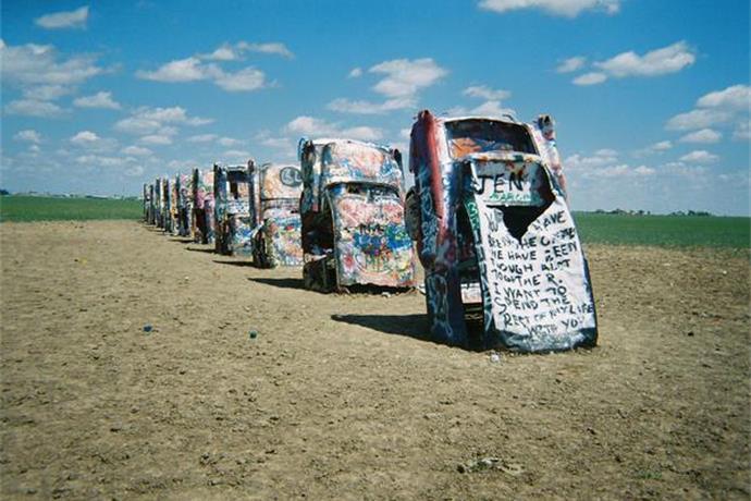 Drug-Free at Cadillac Ranch_-6195105516151093425
