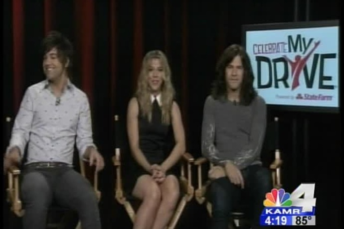 The Band Perry Teams Up With State Farm for Celebrate My Dri_3434339612480521811