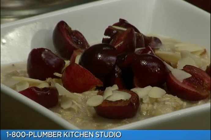 Cherry-Almond Cookie Dough Oatmeal_-2636622009518372223