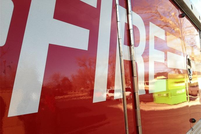 9_11 Fire Truck Visits Bivins Elementary_7523341999535377792