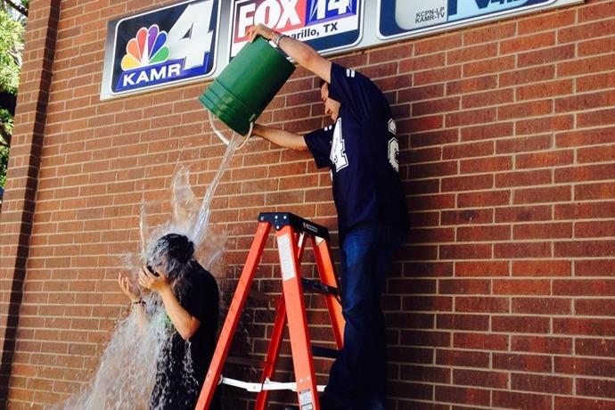 Jackie takes Ice bucket challenge_6734881577695528420