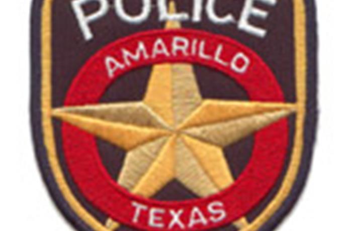 Amarillo Police Badge