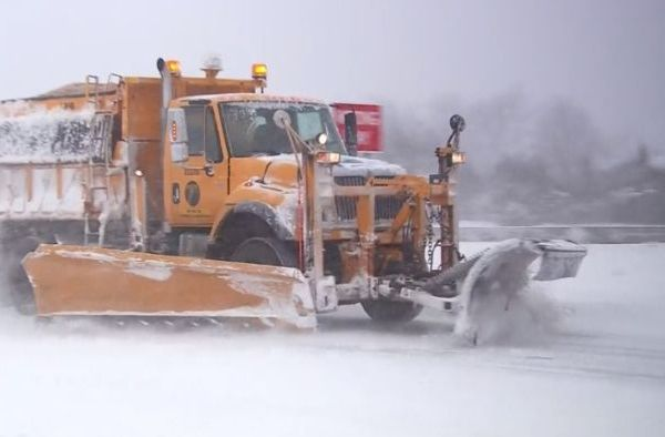 Monster Snowstorm Takes Aim