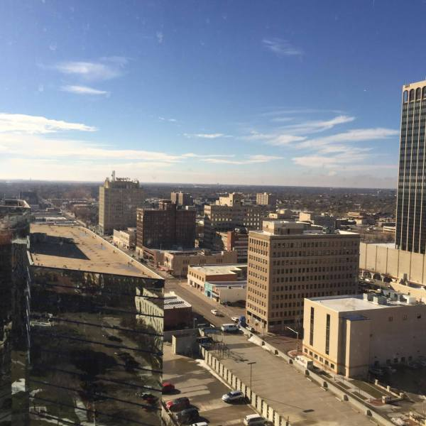 City of Amarillo Downtown