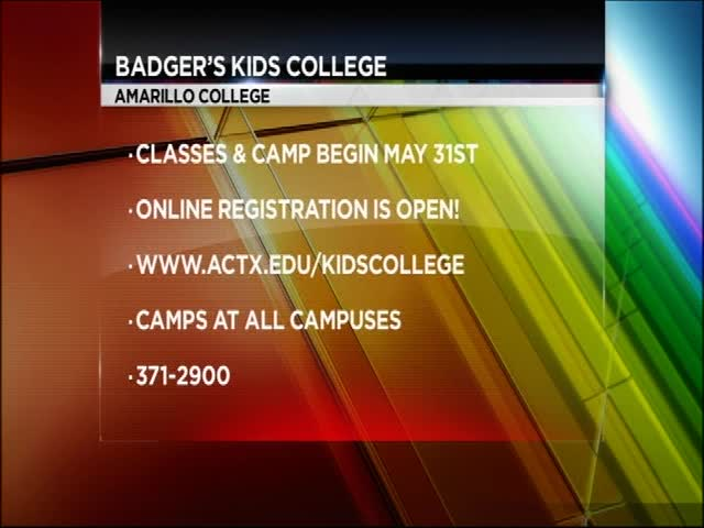 Badger-s Kids Camp at Amarillo College_20160527124803