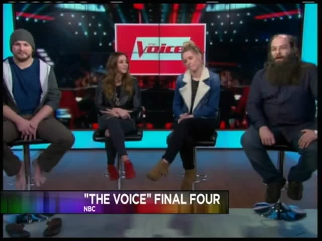 Interviews with -The Voice- Final Four_20160520130308