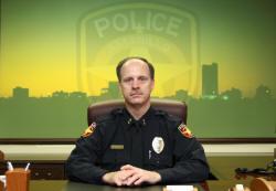Amarillo Police Chief Robert Taylor