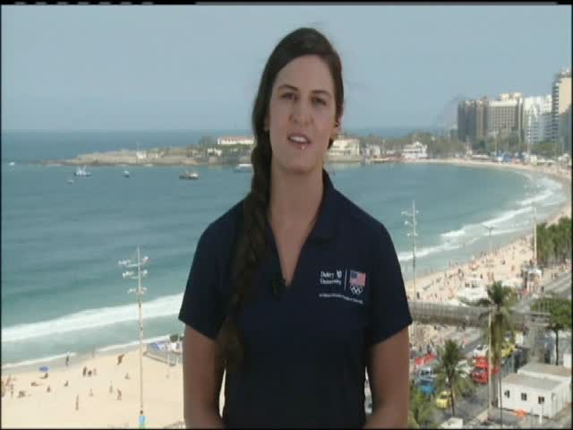 Adeline Gray Checks in from the Games in Rio_81361299-159532