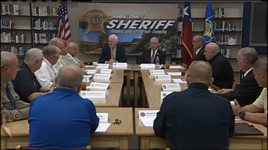 Sen- Cornyn Discusses POLICE Act with High Plains Law Enforc_97054812-159532