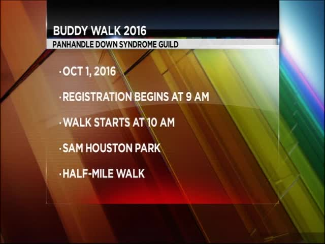Panhandle Down Syndrome Guild Buddy Walk