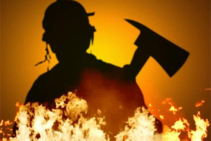 Fire Fighters Preparing for Wildfires_-6941981184874689903