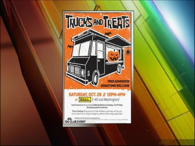Trucks or Treat 100 Club