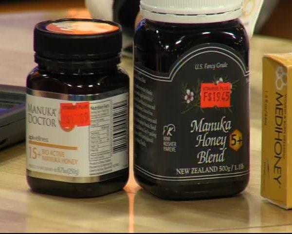 Ask Pharmacist Doug- Manuka Honey_09693421