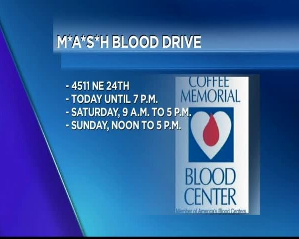 Support the MASH Blood Drive_45597997