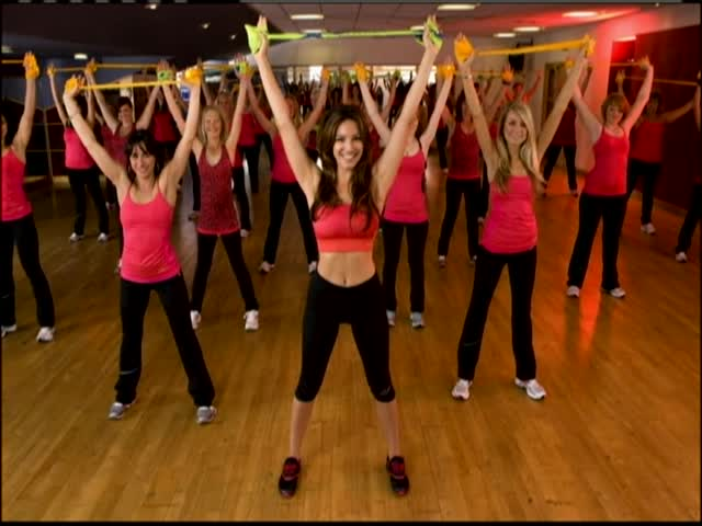 Fitness with Lisa- Shed Belly Fat_29116731