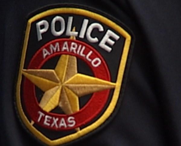 Amarillo Police Badge 2