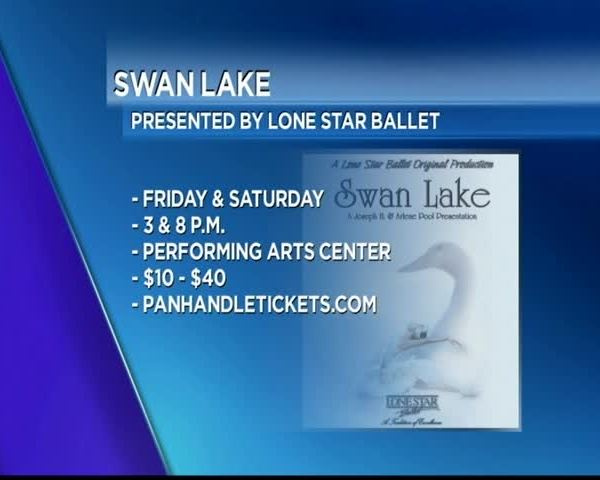 See Swan Lake Brought to Life_72960704