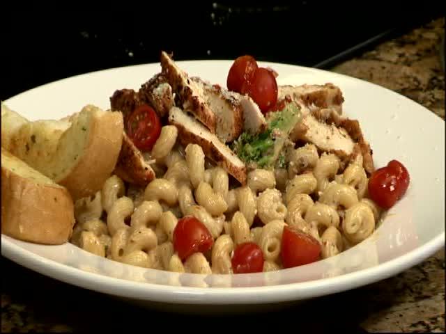 The Pan-Handler-s Cajun Chicken Pasta_73640415