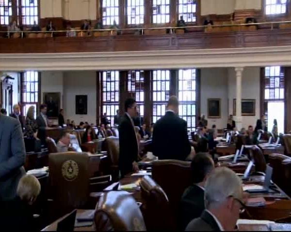 Local Lawmakers Discuss Legislative Session- Possible Specia_93447543