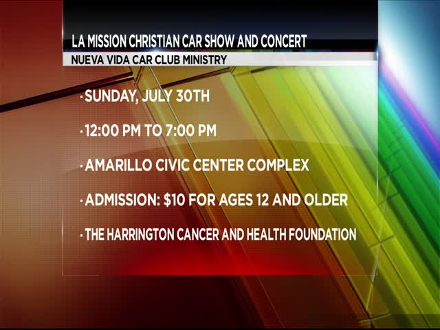 Preview: La Mission Christian Car Show and Concert