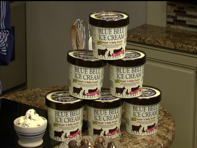 Get Your Blue Bell Fix with This New Flavor-_89341134