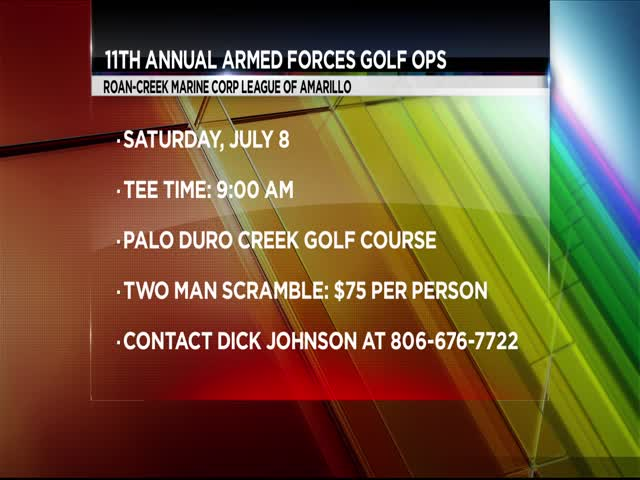 11th Annual Armed Forces Golf Tournament