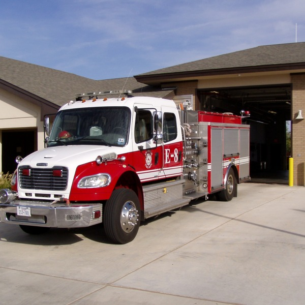 Amarillo Fire Truck