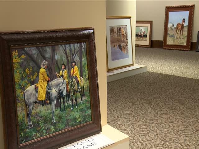 Heart of the High Plains- America-s Horse in Art Show_35475889