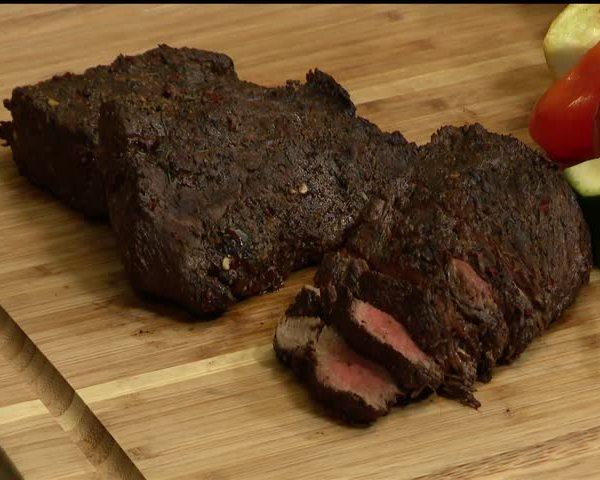 Molasses - Pepper-Crusted Steak and Summer Beer Pairings_55761587