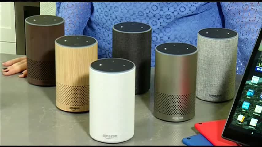 New Amazon Electronic Line Up