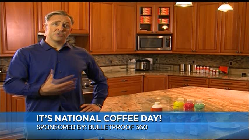Bulletproof Coffee On National Coffee Day