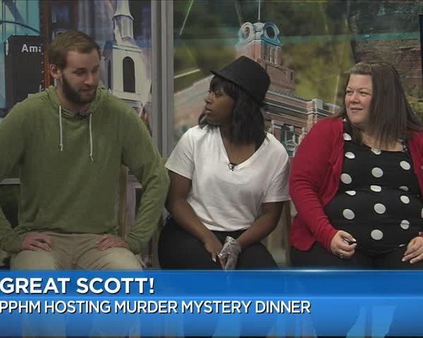 Great Scott! Murder Mystery Dinner