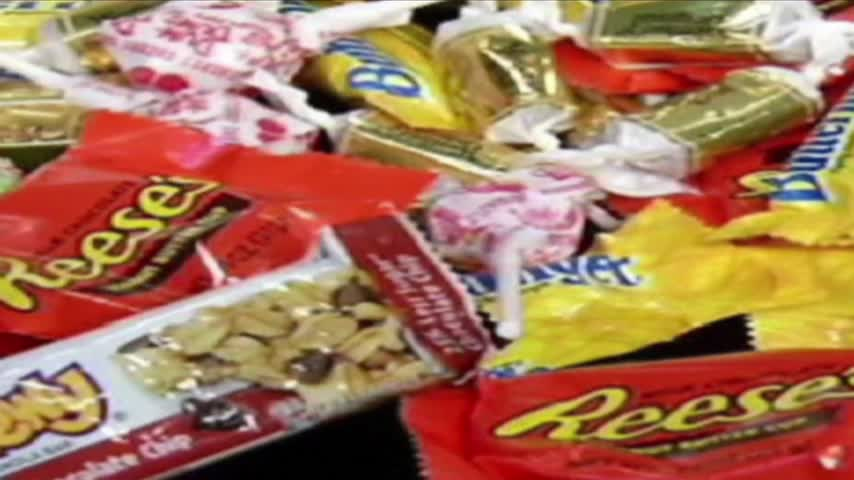 10th Annual Candy Buy Back
