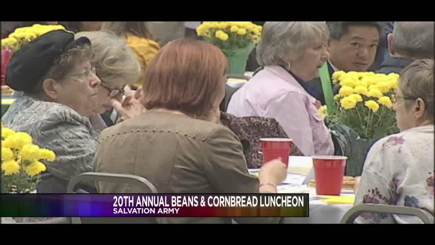 20th Annual Beans - Cornbread Luncheon Date_71279453