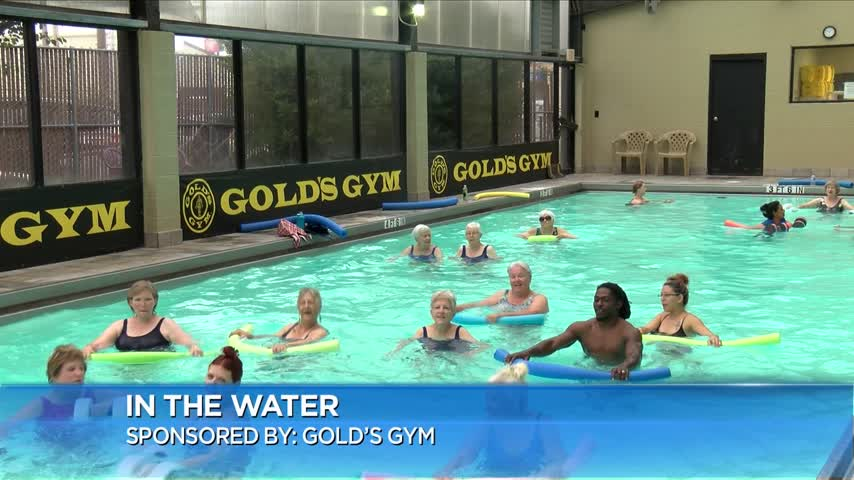 Fitness With Mel: In The Water