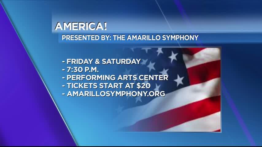 The Amarillo Symphony Presents: An American Celebration