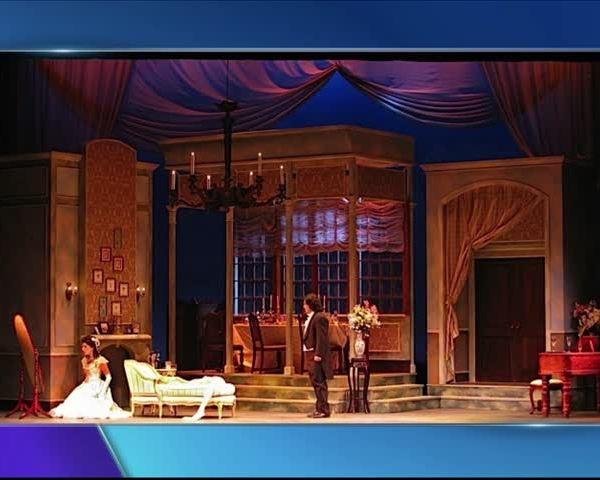 Amarillo Opera Presents La Traviata
