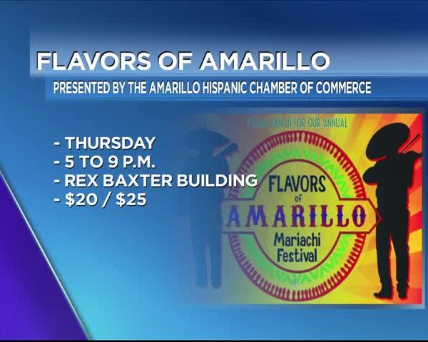 Amarillo Hispanic Chamber of Commerce Flavors Of Amarillo