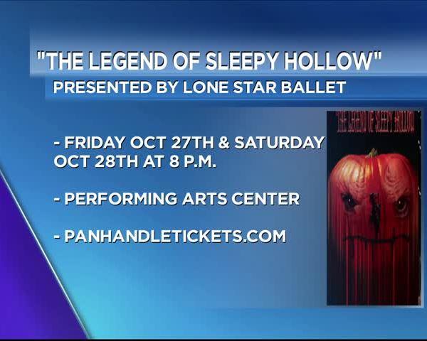 "Lone Star Ballet: ""The Legend Of Sleepy Hollow"""