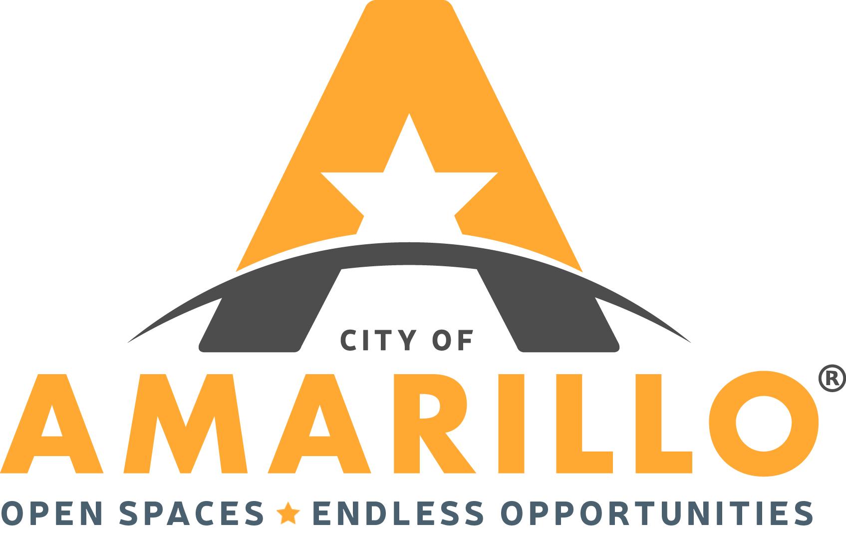 City of Amarillo Logo GFX
