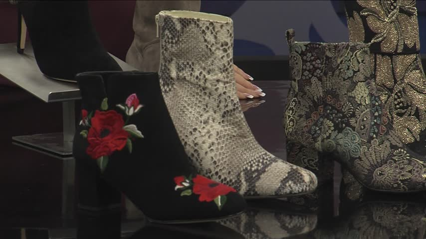 Boot Trends For Fall