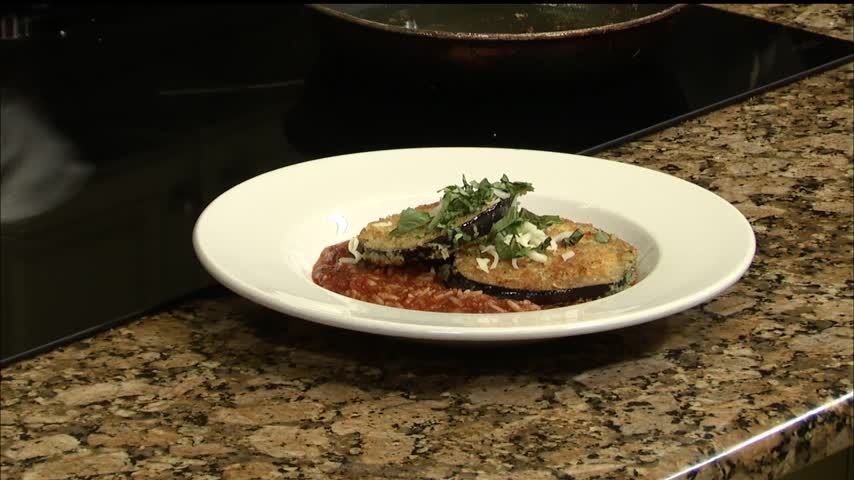 Cooking With Coleman: Eggplant Parmesan