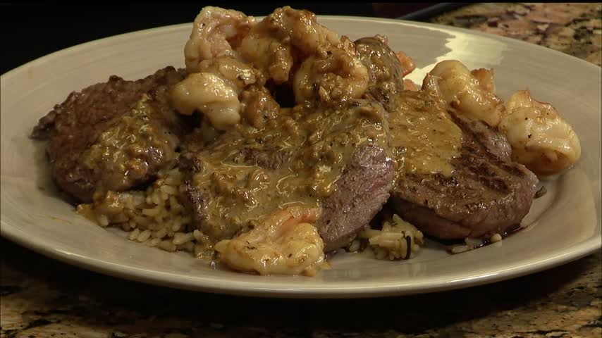 Back To The Table With Chef Bud- Beef Medallions with a Crea_04492544