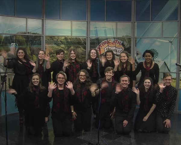 ALT Academy Show Stoppers Show Choir Holiday Show