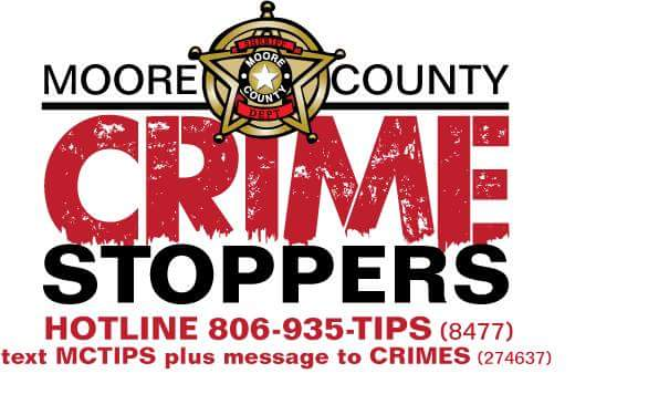Moore County Crime Stoppers logo