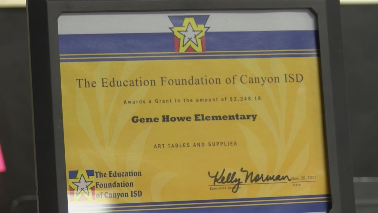 HHP: The Education Foundation of Canyon ISD